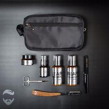 Premium Grooming Kit, Mens Gift Set, Beard Oil, Shampoo etc By Essential Beards