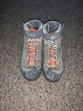 nike inflict wrestling shoes (orange)