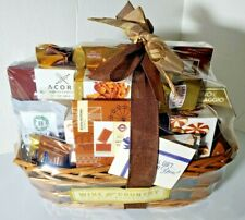 bon appetit gourmet food gift basket by wine country gift baskets ghirardelli
