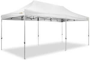 OZtrail Deluxe Commercial 6.0 Gazebo with Hydro Flow