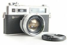 Exc++ YASHICA Electro 35 GSN Rangefinder Yashinon DX 45mm f/1.7 from Japan #1369