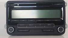 VW PASSAT B6 GOLF MK6 CADDY RADIO CD PLAYER HEAD UNIT 1K0035186AA 1K0 035 186 AA