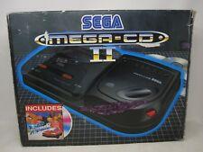 SEGA Mega-CD II Console - Empty Box Only
