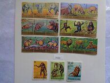 BURUNDI stamps wild animal (#3)