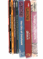 TSR AD&D GREYHAWK LATER EDITION BOOKS 2E 2.5E VGC MULTILISTING DUNGEONS DRAGONS