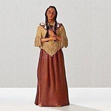 Statue St Kateri Tekakwitha 3.5 inch Painted Resin Figurine Patron Catholic Box