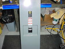 SQ-D 400 AMP CIRCUIT BREAKER & ENCLOSURE LAL400 2 POLE