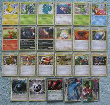 Pokemon TCG HGSS: Undaunted Holo, Rare, Uncommon & Common Cards [Part 3/3]