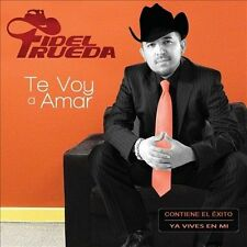 FREE US SHIP. on ANY 3+ CDs! ~LikeNew CD Rueda, Fidel: Te Voy a Amar