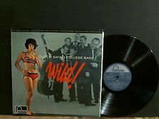 DUTCH SWING COLLEGE BAND  Wild!  LP   Mono UK pressing   Great !