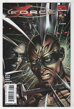 X-Force #8 (Dec 2008, Marvel) Domino, Wolverine, X-23, Warpath, Archangel o