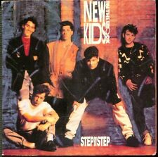 NEW KIDS ON THE BLOCK - STEP BY STEP - CARD SLEEVE 3 INCH 8 CM CD MAXI