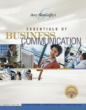Essentials of Business Communication (Available Titles CengageNOW)