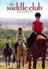Saddle Club Season 2 TV Series Region 1 3xdvd