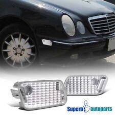 For 1996-2002 Mercedes-Benz W210 E-Class Front Bumper Lights Signal Lamps