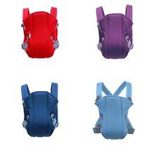 Adjustable Infant Baby Carrier Wrap Sling Newborn Backpack Breathable Ergonomic