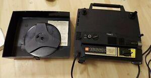 Vintage GAF Model 1666/Z Projector Dual 8mm / Super 8 - Tested!!