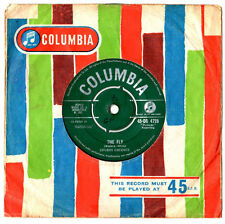 """CHUBBY CHECKER.THE FLY / THAT'S THE WAY IT GOES.UK ORIG 7"""" & CO/SL.VG"""