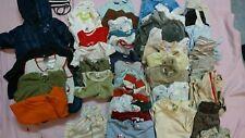 Nouveau Lot de 43 vêtements bébé garcon 3 mois
