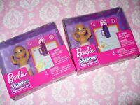 Mattel Barbie Doll Accessory Lot ~ SKIPPER BABYSITTERS INC BABIES ~ LOT OF 2