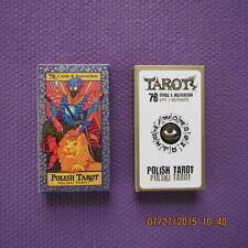 Polish Tarot (Polski Tarot) Aleksandra Jasniak - 2 Decks Color and Black & White