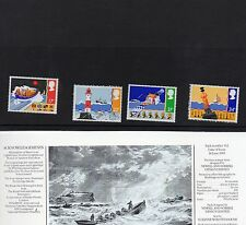 G.B. Presentation Pack, Mint. Pack Number 162. Safety at Sea. 18th June 1985.