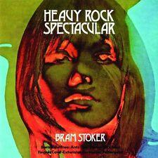 Heavy Rock Spectacular - Bram Stoker (2015, CD NUOVO)