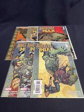 Ultimate Wolverine vs. Hulk #1-6 Marvel Comics