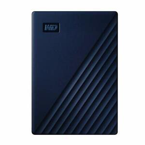 Western Digital WDBA2F0050BBL-WESN Wd My Passport For Mac 5tb Usb Int 3.0