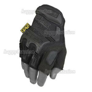 Mechanix Wear M-PACT FINGERLESS Tactical Gloves Army Bike Motorcycle Mechanics