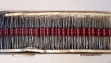 PIHER Resistors  NOS Qty2 strong matched  22Kohm 1W 5% High stability Low noise