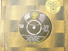 ELTON JOHN LUCY IN THE SKY WITH DIAMONDS / ONE DAY AT A TIME djm 340 45 rpm