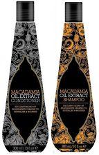 MACADAMIA NATURAL OIL estratto shampoo e balsamo 300ml REJUVENATE Aggiungi LUCENTEZZA