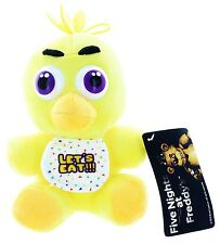 "Five Nights at Freddy's 24"" Chica Yellow Chick Plush-FNF 24"" Chica Plush-New!"