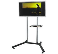 "Monmount LCD-8600 LCD Trolley Stands for 30""-50"" TV w/ 60kgs load capacity"