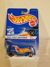 Hot Wheels 1996 First Editions VW Volkswagen Drag Bus #372 30 Year Replica
