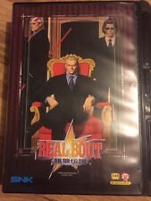 NEO GEO:   FATAL FURY REAL BOUT      JAP