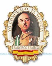 Chapa para cartera FRANCISCO FRANCO Material: Zamak 09189 M