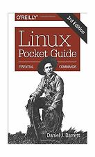 Linux Pocket Guide: Essential Commands Free Shipping