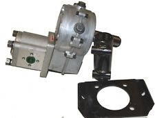Hydraulic Gear pump series 2 with Gearbox Tractor drive with PTO coupling.