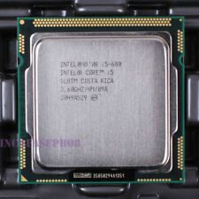Intel Core i5-680 SLBTM CPU Processor 2.5 GT/s 3.6 GHz LGA 1156/Socket H