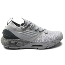 New MENS UNDER ARMOUR GRAY HOVR PHANTOM 2 TEXTILE Sneakers PERFORMANCE