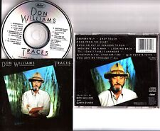 Don Williams: Traces CD -1987 -Capitol (US Press/ No IFPI) Country/Easy Touch
