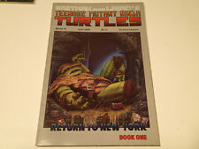 Eastman & Laird's Teenage Mutant Ninja Turtles Comic Vol. 1 Book #19  March 1989