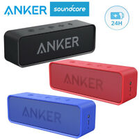 Anker Soundcore Bluetooth Speaker Wireless Waterproof Bass Stereo Sound W/ Alexa