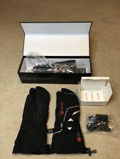 Savior Heated Gloves for Men Women 3-Finger Ski Mitten 7.4V Battery XS