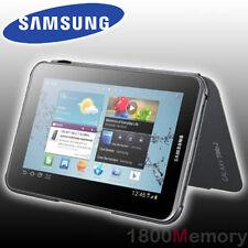 GENUINE Samsung Galaxy Tab 2 7.0 Tab2 Book Cover Case Black GT-P3100 GT-P3110