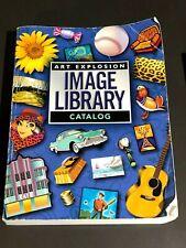 NOVA Art Explosion 800,000 Clip Art Image Catalog 5 DVD Set; NOT OLD 34 CD-ROMS