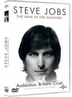 STEVE JOBS - THE MAN IN THE MACHINE - DVD