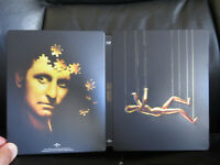 The Game Blu-Ray Steelbook [UK] Region Free Open Mint Drama David Fincher